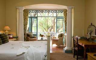 franschhoek country house and villas luxury room